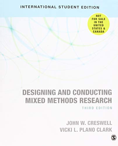 9781506386621: Designing and Conducting Mixed Methods Research