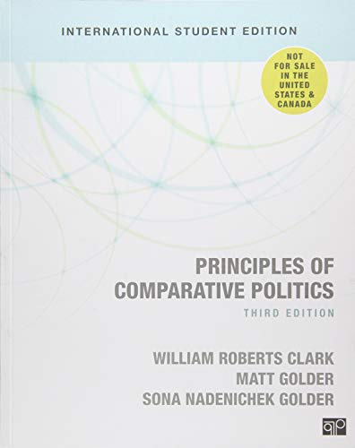 9781506389790: Principles of Comparative Politics
