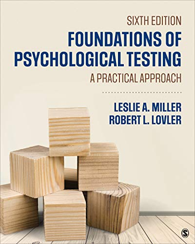 9781506396408: Foundations of Psychological Testing: A Practical Approach