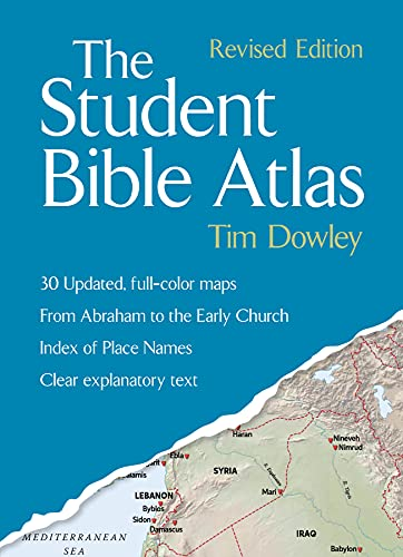 9781506400105: The Student Bible Atlas, Revised Edition