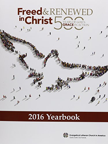 9781506400648: Evangelical Lutheran Church in America Yearbook 2016