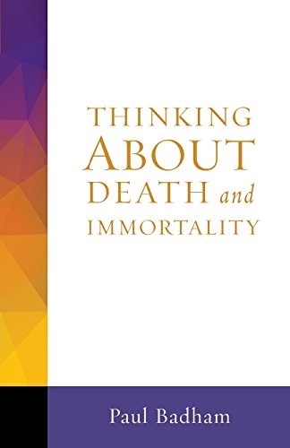 9781506400662: Thinking About Death and Immortality