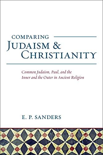 Judaism (Paperback): E.P. Sanders