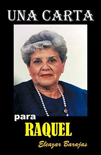 Una Carta Para Raquel (Paperback) - Eleazar Barajas