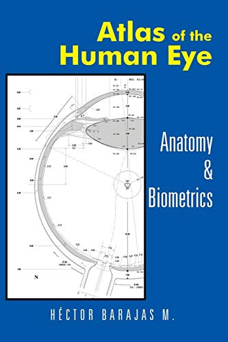 9781506510330: Atlas of the Human Eye: Anatomy & Biometrics