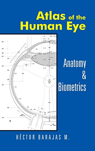 9781506510347: Atlas of the Human Eye: Anatomy & Biometrics