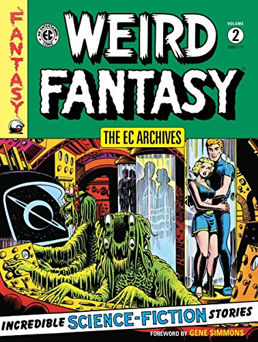 9781506700144: The EC Archives: Weird Fantasy Volume 2