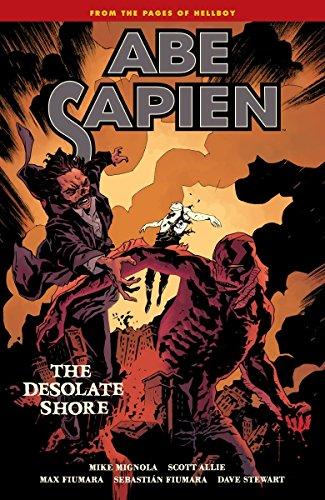 9781506700311: Abe Sapien Volume 8: The Desolate Shore