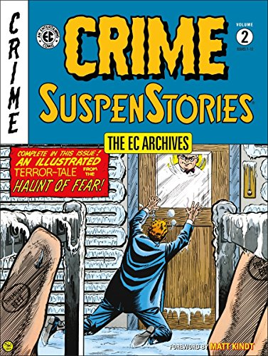 9781506700397: The EC Archives: Crime Suspenstories Volume 2