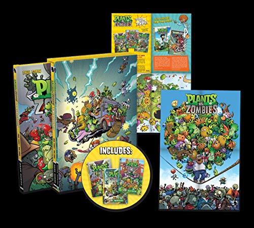 Plants vs Zombies Boxed Set: Tobin, Paul; Chan, Ron