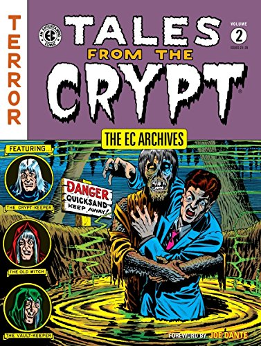 9781506700540: The EC Archives: Tales from the Crypt Volume 2