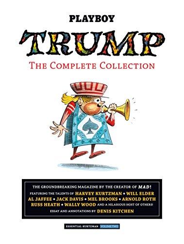 Trump The Complete Collection The Essential Kurtzman: Kurtzman, Harvey/ Elder,
