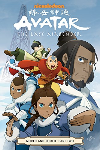 9781506701295: Avatar the Last Airbender North and South 2