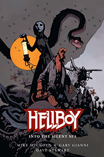 9781506701431: Hellboy: Into the Silent Sea