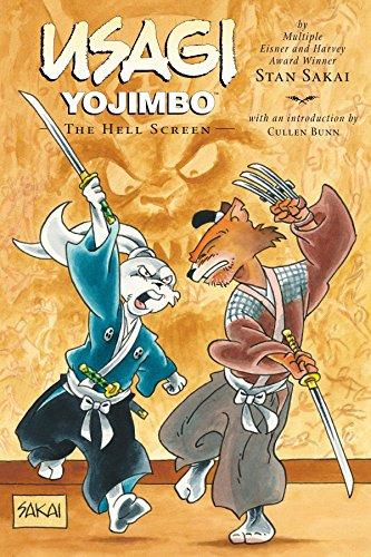 Usagi Yojimbo Volume 31: The Hell Screen Limited Edition: Stan Sakai