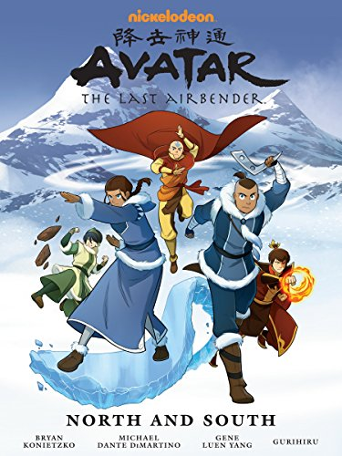 9781506701950: Avatar the Last Airbender: North and South