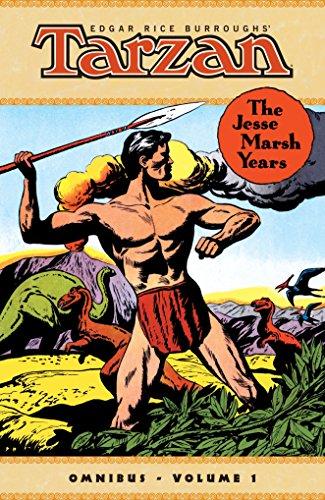 9781506702247: Tarzan: The Jesse Marsh Years Omnibus Volume 1 (Edgar Rice Burroughs Tarzan: The Jesse Marsh Years)