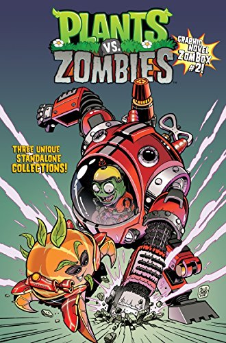 Plants Vs. Zombies Boxed Set #2:
