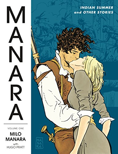 9781506702629: Manara Library Volume 1: Indian Summer and Other Stories