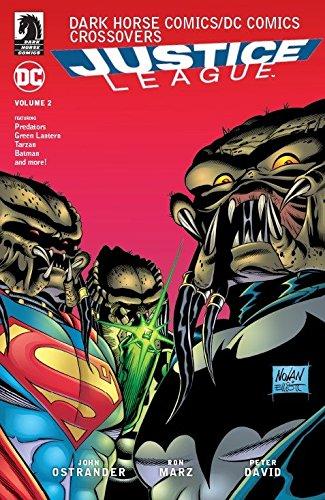 9781506702735: Dark Horse Comics/DC Comics. Justice League - Volume 2