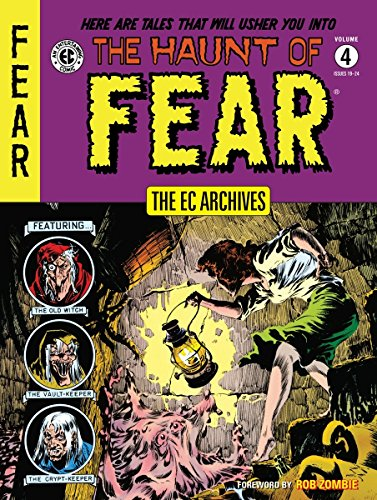 9781506702803: The EC Archives: The Haunt of Fear Volume 4