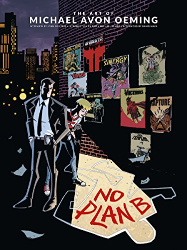The Art of Michael Avon Oeming: No Plan B: Oeming, Michael Avon