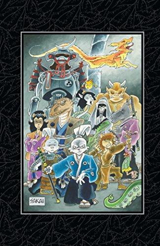 The Usagi Yojimbo Saga Legends Limited Edition: