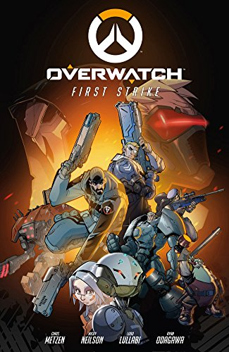 9781506703343: Overwatch First Strike