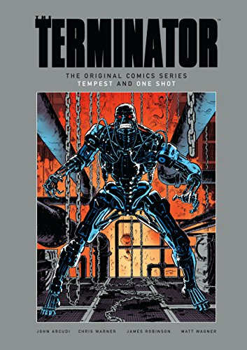The Terminator: The Original Comics Series-Tempest Format: Hardcover