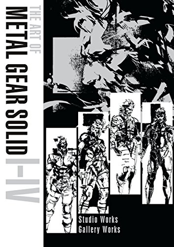 9781506705811: The Art of Metal Gear Solid I-IV: Studio Works / Gallery Works: 1-4