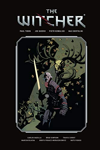 9781506706825: WITCHER LIBRARY EDITION HC (The Witcher)