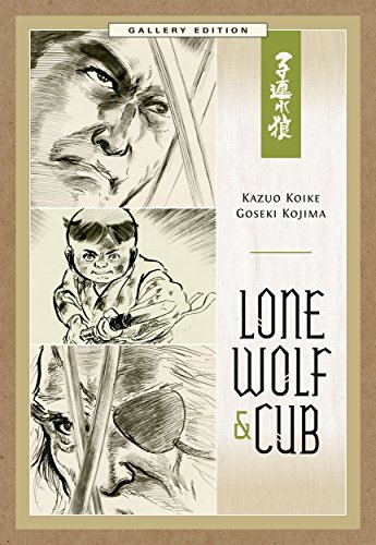 9781506707396: Lone Wolf and Cub Gallery Edition