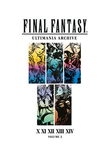 9781506708010: FINAL FANTASY ULTIMANIA ARCHIVE HC 03