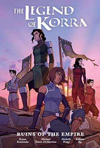 9781506708935: The Legend of Korra: Ruins of the Empire Library Edition