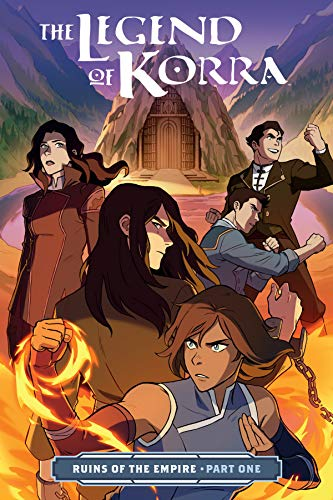 9781506708942: The Legend of Korra - Ruins of the Empire 1