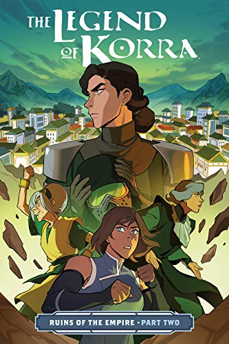 9781506708959: Legend Of Korra, The: Ruins Of The Empire Part Two: 00 (The Legend of Korra)