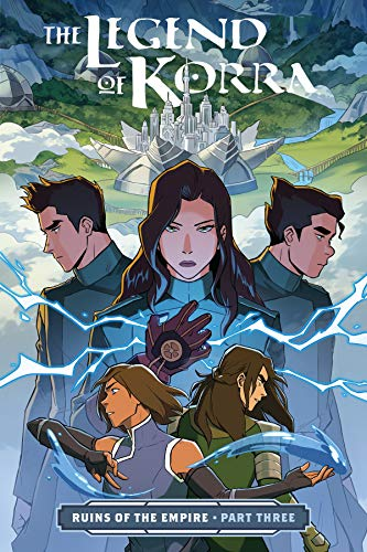 9781506708966: The Legend of Korra: Ruins of the Empire
