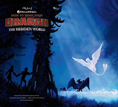 9781506709772: The Art of How to Train Your Dragon: The Hidden World