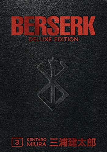 9781506712000: Berserk : Deluxe Volume 3