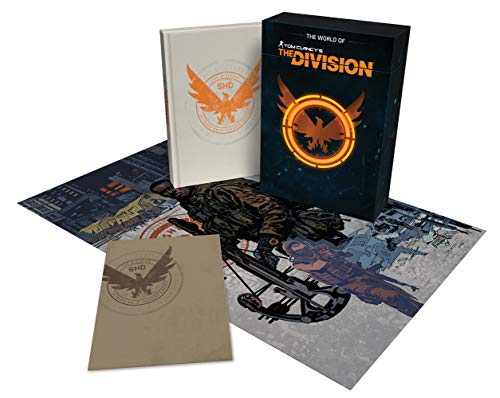 9781506713311: The World of Tom Clancy's the Division Limited Edition