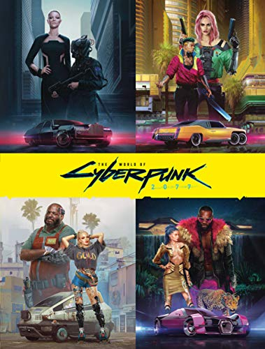 9781506713588: The World Of Cyberpunk 2077