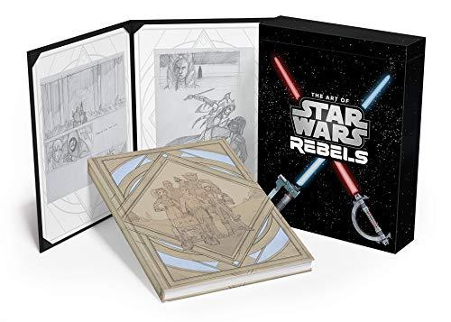 9781506714851: The Art of Star Wars Rebels