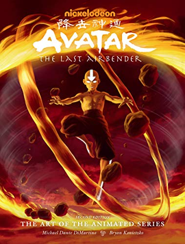 9781506721699: Avatar: The Last Airbender The Art of the Animated Series (Second Edition)