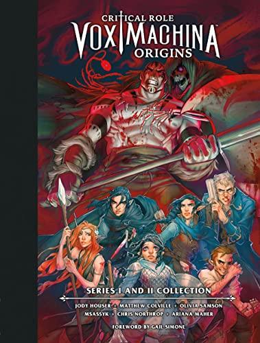 9781506721736: Critical Role: Vox Machina Origins Library Edition Volume 1
