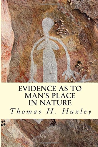9781507505045: Evidence as to Man's Place In Nature