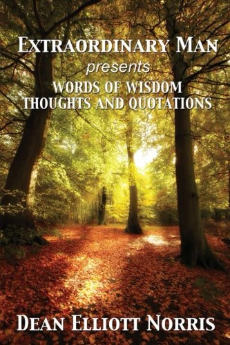 9781507524411: Extraordinary Man Presents Words of Wisdom: Thoughts and Quotations (Volume 2)