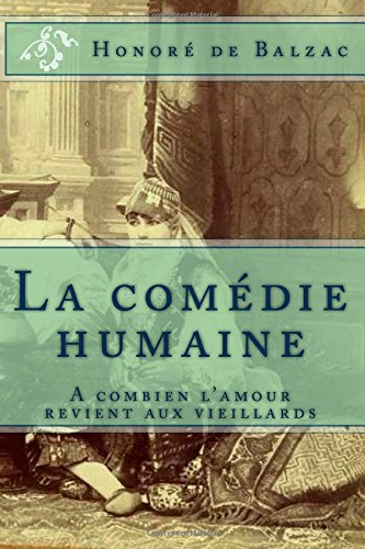 9781507546628: La comedie humaine (French Edition)