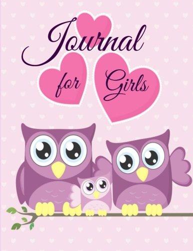 9781507546819: Journal for Girls (Kids Journals) (Volume 1)