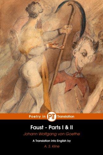 Faust: Parts I & II: von Goethe, Johann