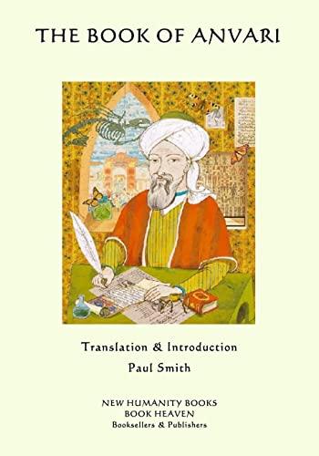 The Book of Anvari: Anvari